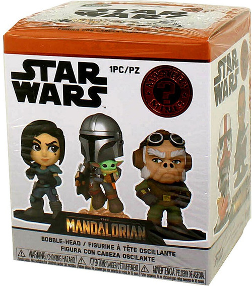 Funko Star Wars Mystery Minis The Mandalorian Exclusive Mystery Pack [Exclusive Version] (Pre-Order ships April)
