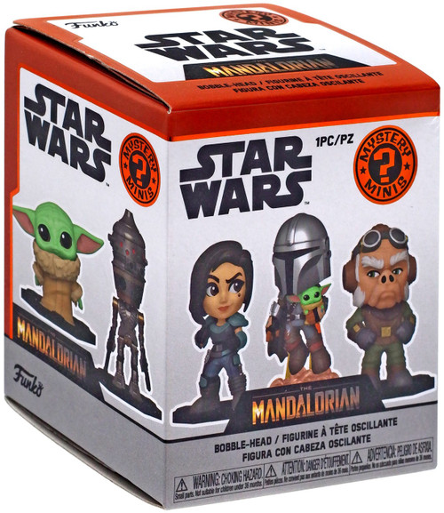 Funko Star Wars Mystery Minis The Mandalorian Mystery Pack (Pre-Order ships April)
