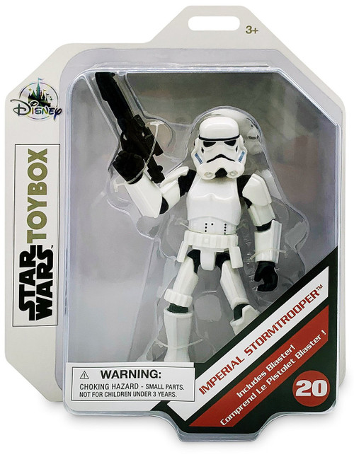 Disney Star Wars Toybox Imperial Stormtrooper Exclusive Action Figure