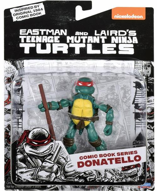 Teenage Mutant Ninja Turtles Eastman & Laird's Comic Book Series Donatello Action Figure [Inspired by Original 1984 Comic]
