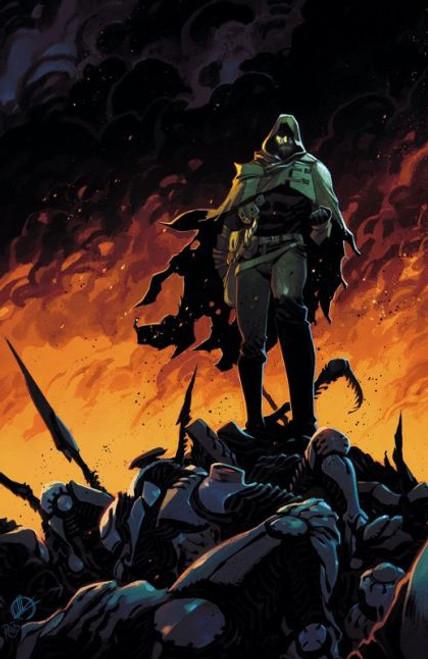 Boom! Studios Power Rangers #3 Comic Book [Scalera Virgin Variant]