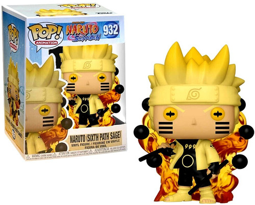 Funko Naruto POP! Animation Six Path Sage Vinyl Figure [Regular Version] (Pre-Order ships February)