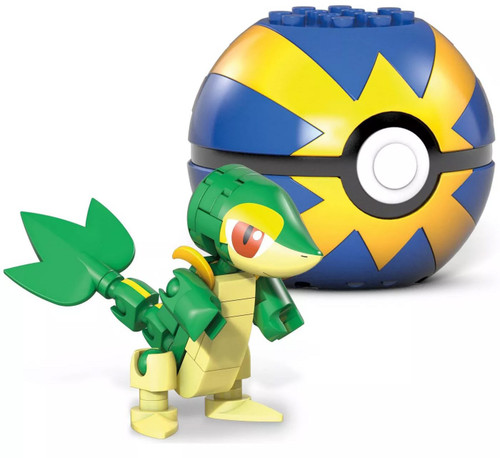 Pokemon Series 13 Snivy Set