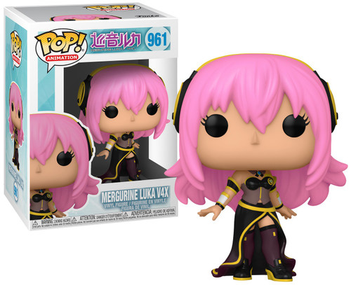 Funko Vocaloid POP! Animation Mergurine Luka V4X Vinyl Figure (Pre-Order ships May)