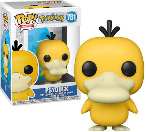 Funko Pokemon POP! Games Psyduck Vinyl Figure #781 (Pre-Order ships November)