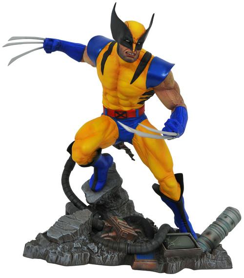 Marvel Gallery Vs. Wolverine 10-Inch PVC Figure Statue (Pre-Order ships September)