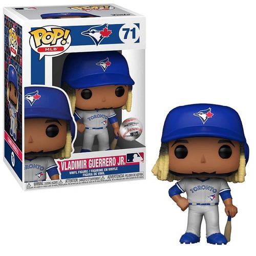 Funko MLB Toronto Blue Jays POP! Baseball Vladimir Guerrero Jr. Vinyl Figure #71 [Road Uniform]