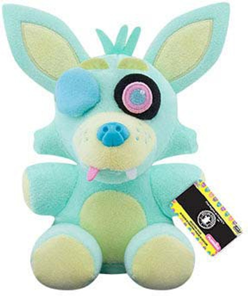 Funko Five Nights at Freddy's Spring Colorway Foxy Plush [Green] (Pre-Order ships May)