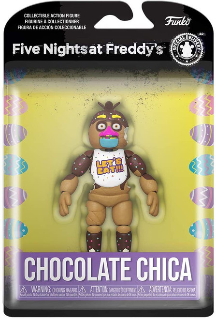 Funko Five Nights at Freddy's Chocolate Chica Action Figure