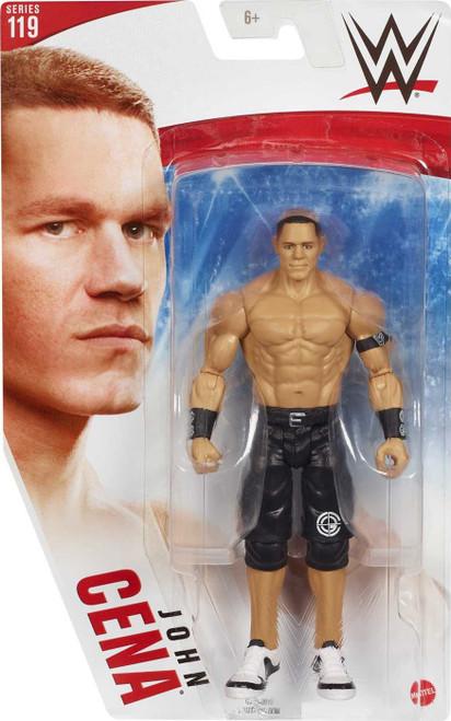 WWE Wrestling Series 119 John Cena Action Figure