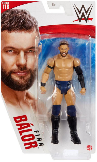WWE Wrestling Series 118 Finn Balor Action Figure (Pre-Order ships March)