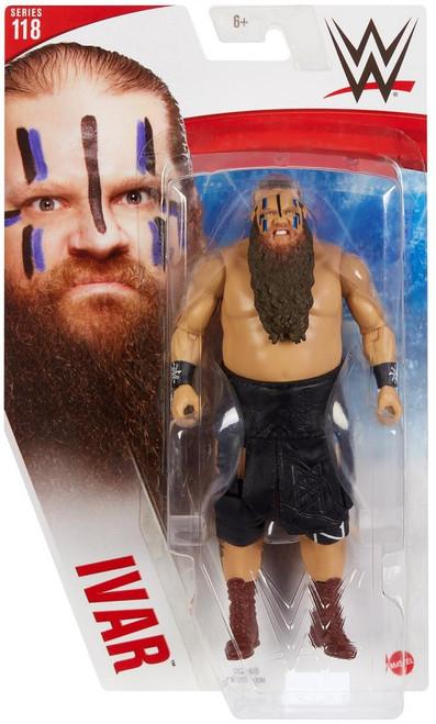 WWE Wrestling Series 118 Ivar Action Figure [Viking Raider]