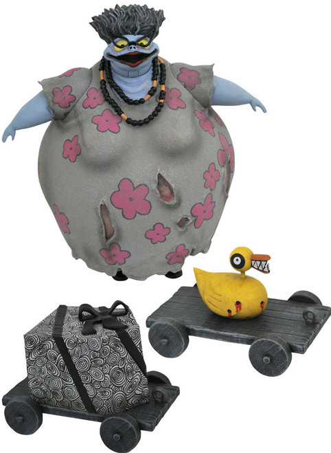Nightmare Before Christmas Series 10 Corpse Mom with Duck Gift Action Figure 2-Pack