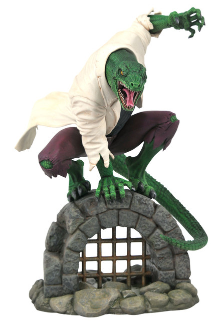 Marvel Premier Collection The Lizard 12-Inch Statue (Pre-Order ships July)
