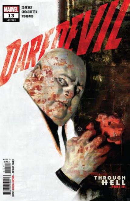 Marvel Daredevil, Vol. 6 #13A Comic Book