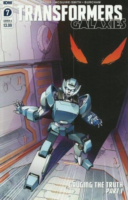 IDW Publishing Transformers: Galaxies #7A Comic Book