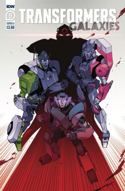 IDW Publishing Transformers: Galaxies #9A Comic Book