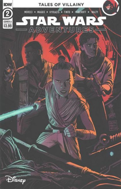 IDW Publishing Star Wars Adventures (2020) #2A Comic Book