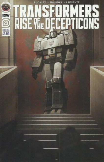 IDW Publishing The Transformers (2019) #23A Comic Book