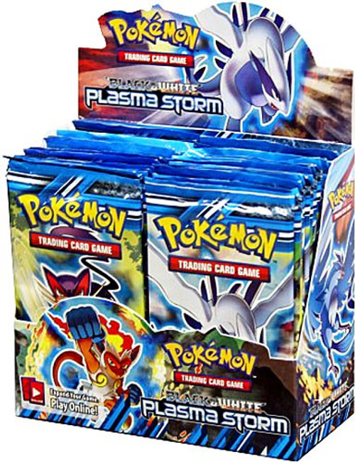 Pokemon Trading Card Game Black & White Plasma Storm Booster Box [36 Packs]