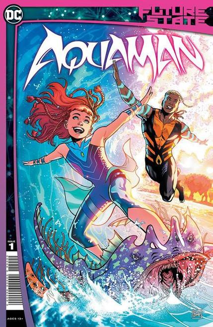 DC Comics Future State Aquaman #1 of 2 Comic Book