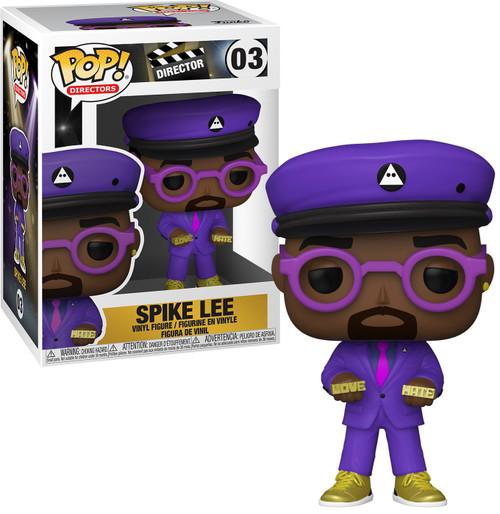 Funko Directors Pop! Movies Spike Lee Vinyl Figure #03 [Purple Suit]