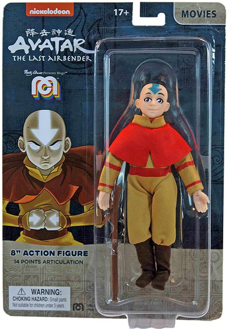 Avatar the Last Airbender Action Figure (Pre-Order ships April)