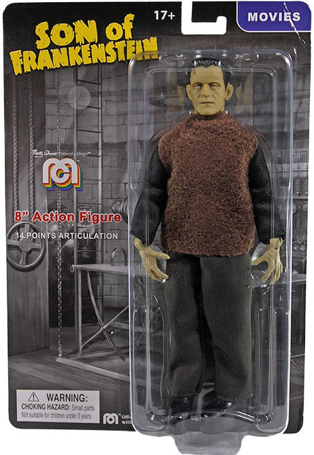Universal Horror Son of Frankenstein Action Figure