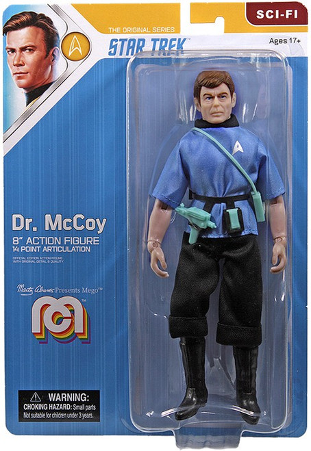 Star Trek Dr. McCoy Action Figure (Pre-Order ships April)