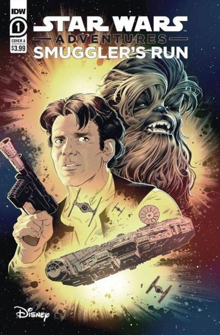 IDW Publishing Star Wars Adventures: Smugglers Run #1 Comic Book