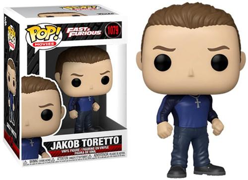 Funko Fast & Furious POP! Movies Jacob Toretto Vinyl Figure #1079 (Pre-Order ships May)