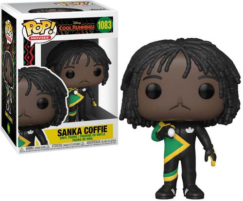 Funko Cool Runnings POP! Movies Sanka Coffie Vinyl Figure #1083