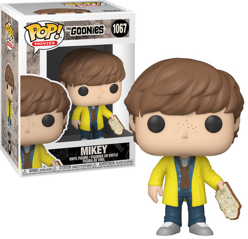 Funko The Goonies POP! Movies Mikey Vinyl Figure [with Map]