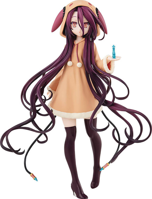 No Game No Life Pop Up Parade! Schwi 5.5-Inch Collectible PVC Figure (Pre-Order ships July)