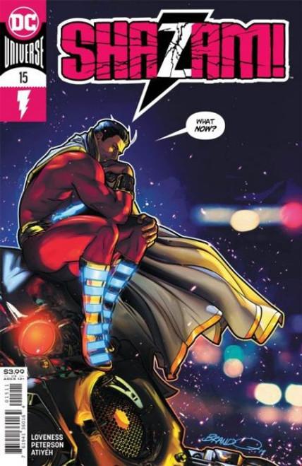 DC Comics Shazam!, Vol. 2 #15A Comic Book
