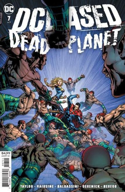 DC Comics DCeased: Dead Planet #7 Comic Book