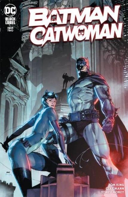 DC Comics Batman / Catwoman #2 Comic Book