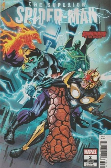 Marvel Superior Spider-Man, Vol. 2 #2C Comic Book
