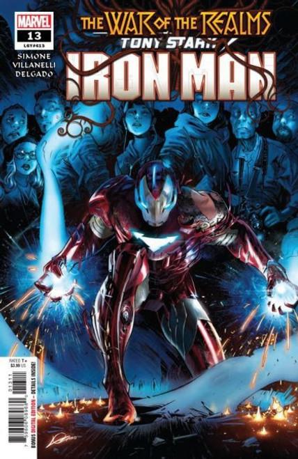 Marvel Tony Stark: Iron Man #13A Comic Book [War of the Realms]