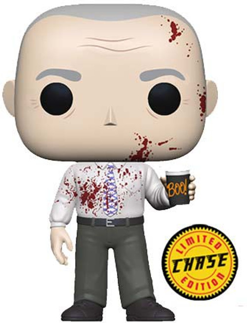 Funko The Office POP! TV Creed Exclusive Vinyl Figure [Bloodied, Chase Version] (Pre-Order ships August)
