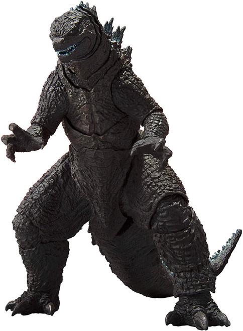 Godzilla Vs Kong S.H. Monsterarts Godzilla Action Figure [Godzilla Vs Kong] (Pre-Order ships June)