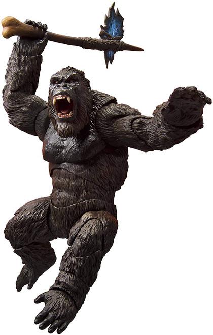 Godzilla Vs Kong S.H. Monsterarts King Kong Action Figure [Godzilla Vs Kong] (Pre-Order ships June)