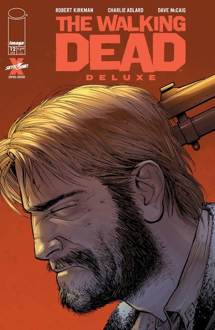Image Comics The Walking Dead Deluxe #12 Comic Book [Cover B Moore & McCaig]