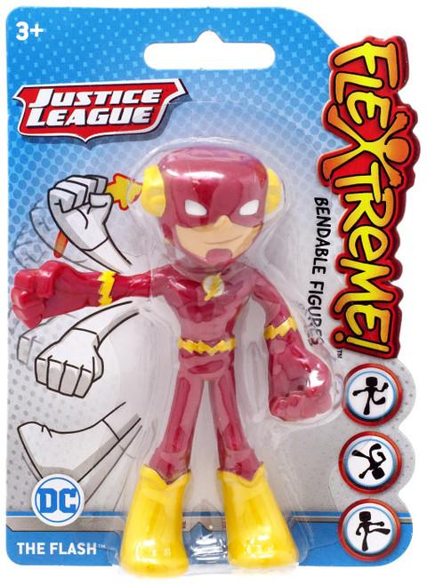 DC Justice League Flextreme The Flash Action Figure