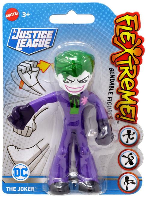 DC Justice League Flextreme The Joker Action Figure