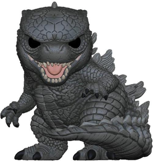 "Funko Godzilla Vs Kong POP! Movies Godzilla 10-Inch Vinyl Figure [Super-Sized, 10""]"