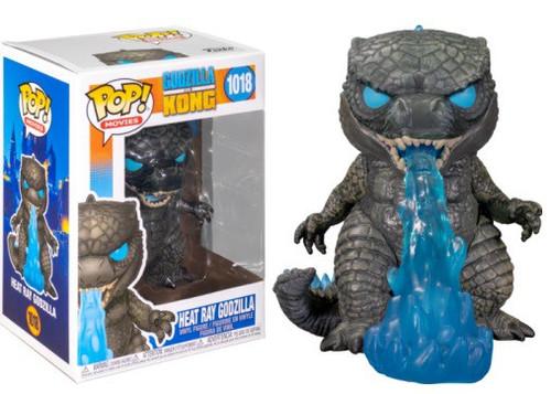 Funko Godzilla Vs Kong POP! Movies Godzilla Vinyl Figure [Heat Ray] (Pre-Order ships September)