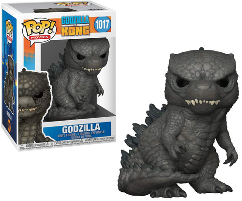 Funko Godzilla Vs Kong POP! Movies Godzilla Vinyl Figure #1017 (Pre-Order ships June)