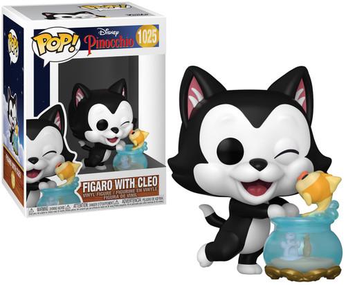 Funko Pinocchio POP! Disney Figaro Vinyl Figure #1025 [Kissing Cleo]