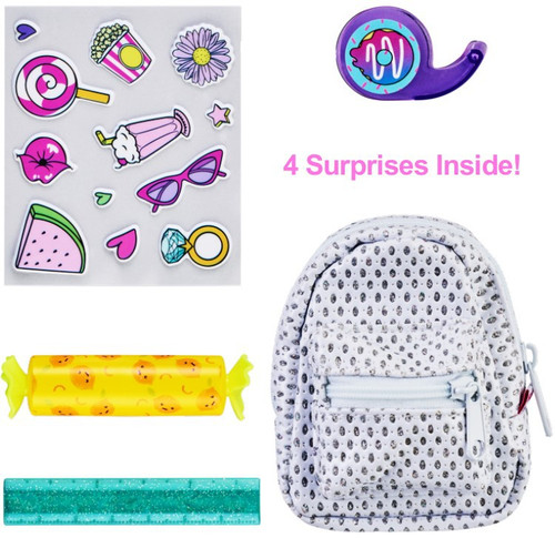 Shopkins Real Littles Backpacks! Series 2 Mystery Box [18 Packs] (Pre-Order ships March)